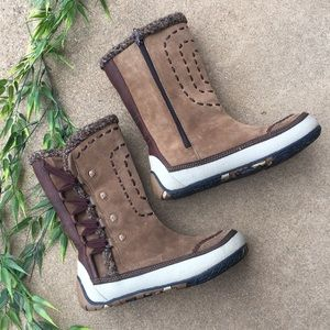 Merrell Puffin Suede Winter Boot
